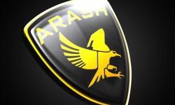 Arash Logo 3D