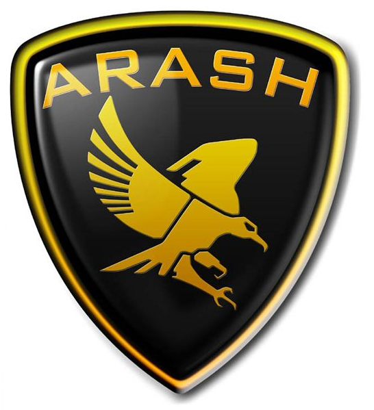 Arash Logo Wallpaper