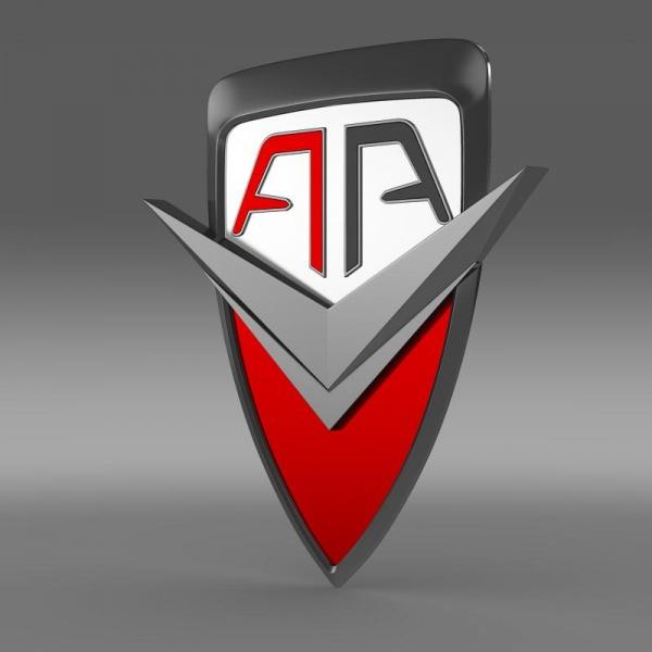 Arrinera Logo 3D Wallpaper