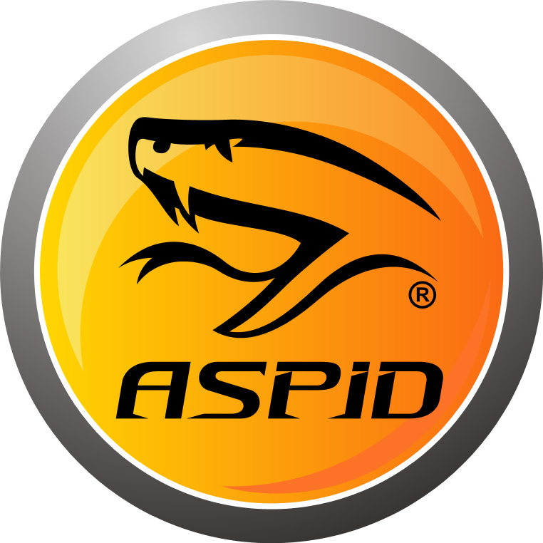 Aspid Logo Wallpaper