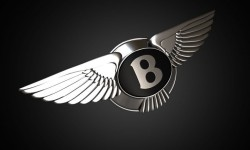 Bentley Logo 3D