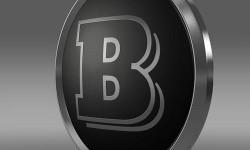 Brabus Logo 3D