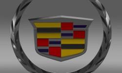 Cadillac Logo 3D