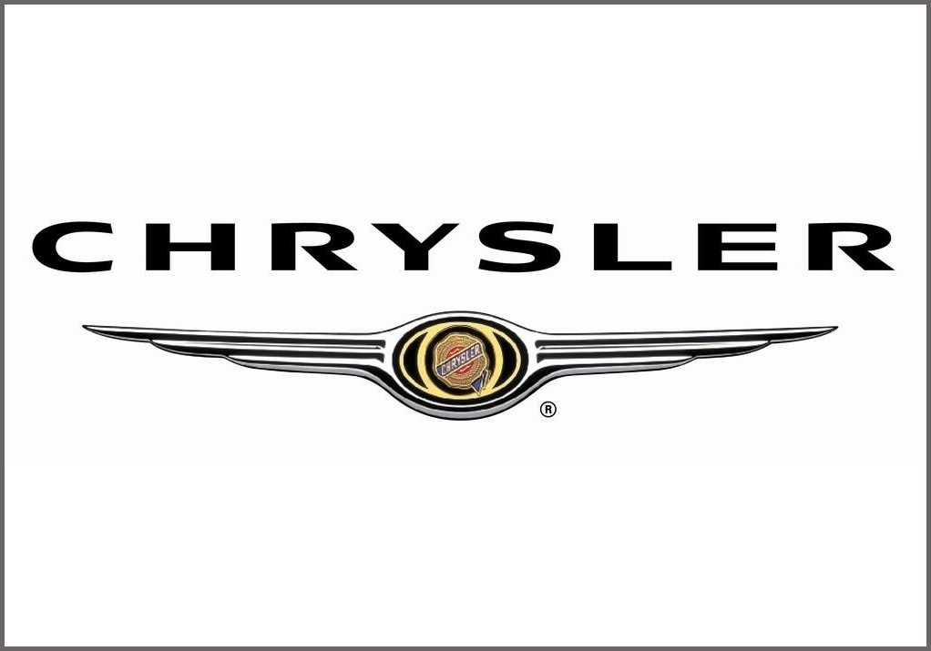 Chrysler Logo Wallpaper