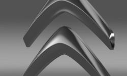 Citroen Logo 3D
