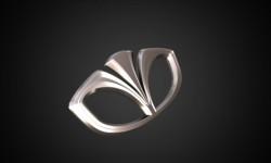 Daewoo Logo 3D