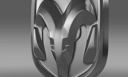 Dodge Logo 3D