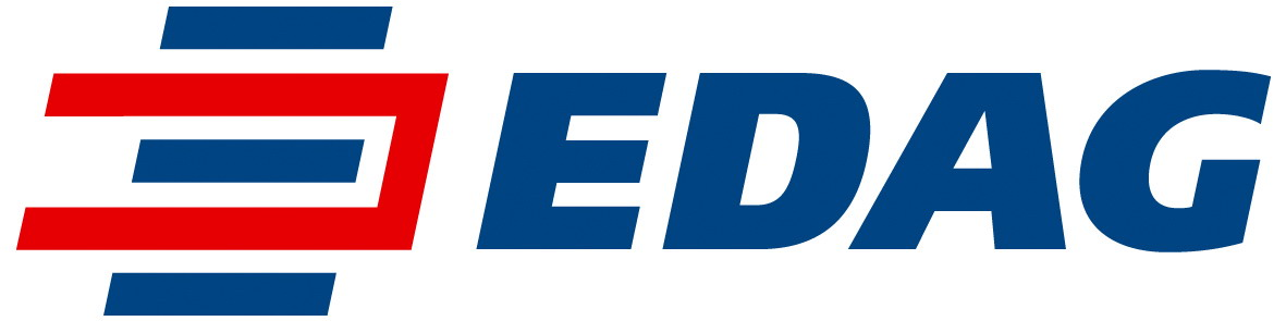 EDAG Logo Wallpaper