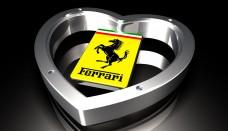 Ferrari Logo 3D