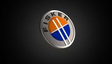Fisker Logo 3D