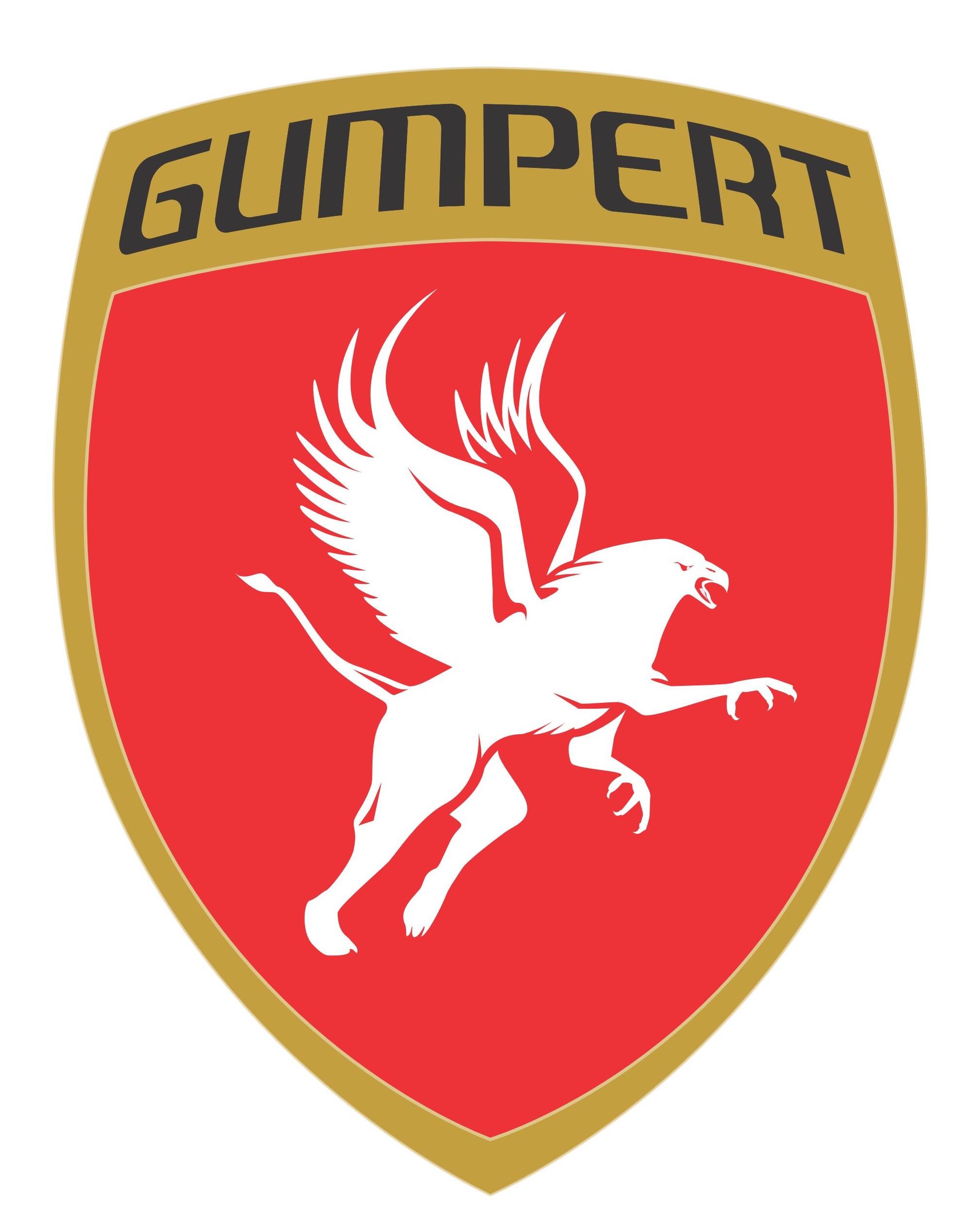 Gumpert Logo Wallpaper