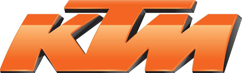 KTM Logo 3D Wallpaper