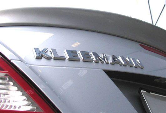 Kleemann Logo 3D Wallpaper