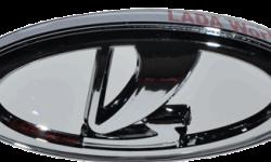 Lada Logo 3D