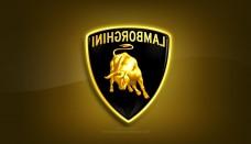Lamborghini Logo 3D