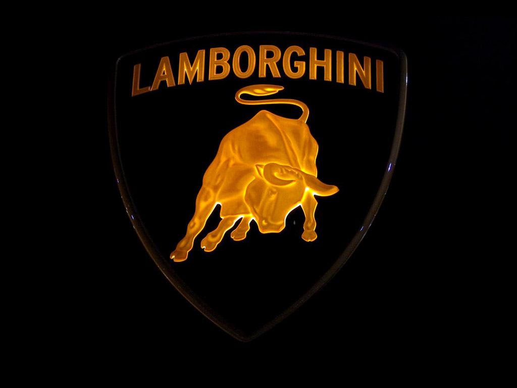 Lamborghini Symbol Logo Brands For Free HD 3D
