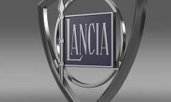 Lancia Logo 3D
