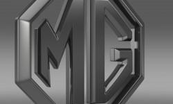 MG Logo 3D