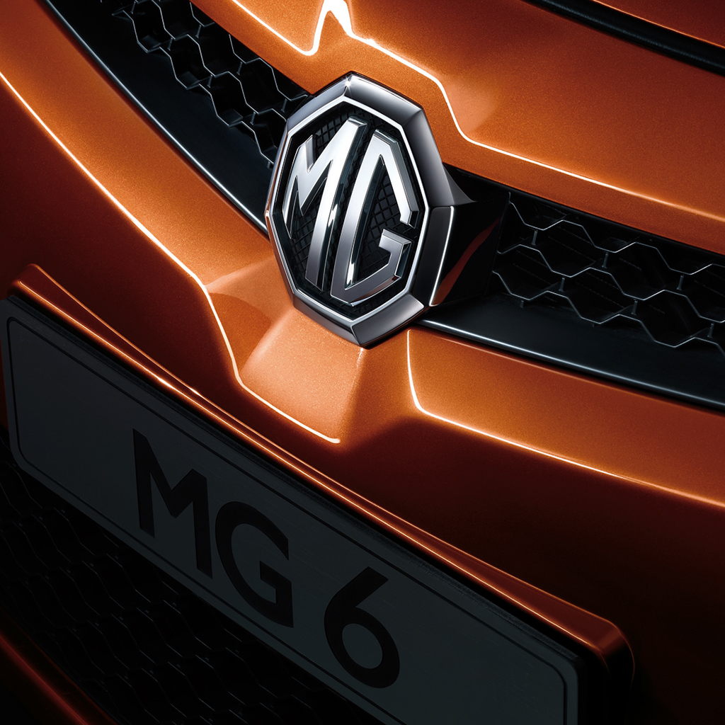 MG Symbol Wallpaper