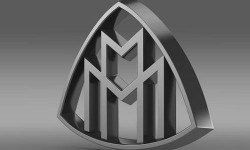 Maybach Logo 3D
