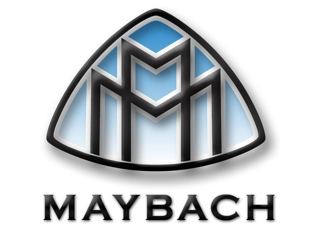 Maybach Logo Wallpaper