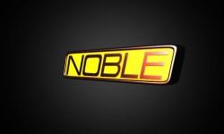 Noble Logo 3D