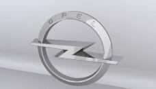 Opel Logo 3D
