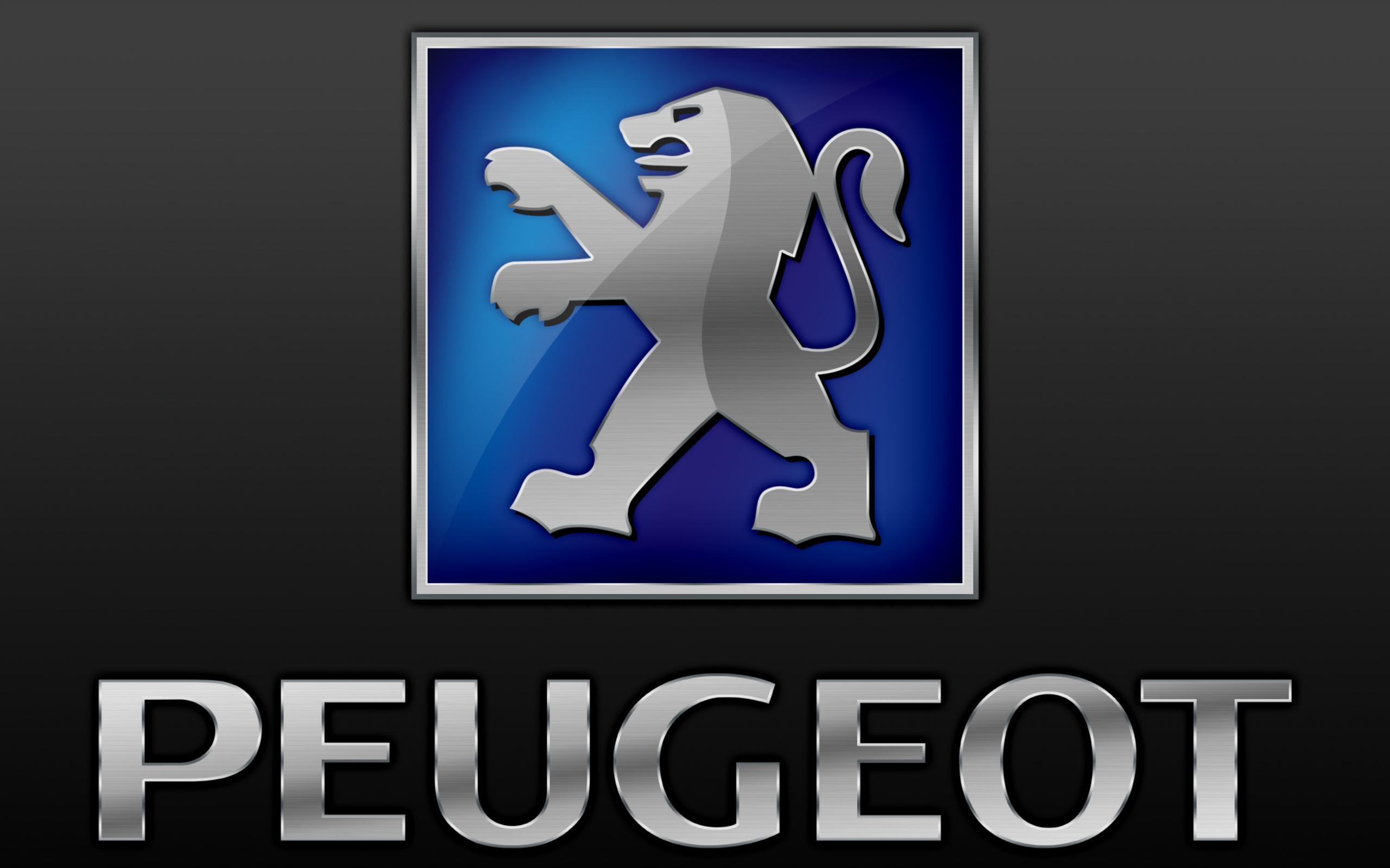 Peugeot Symbol Wallpaper