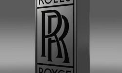 Rolls Royce Logo 3D
