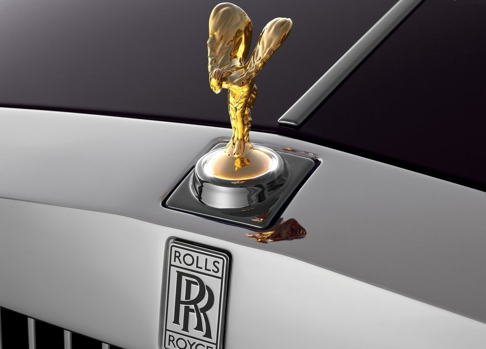 Rolls Royce Symbol Wallpaper