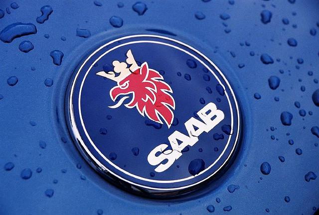 Saab Symbol Wallpaper