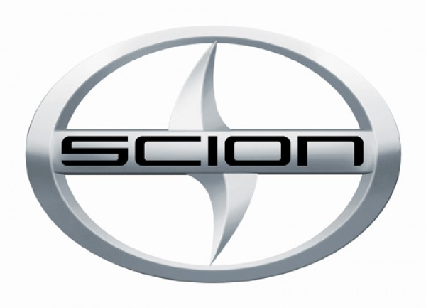 Scion logo Wallpaper