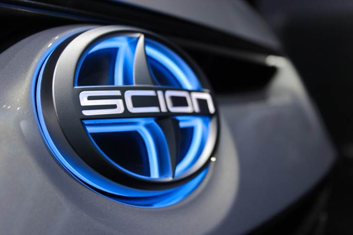 Scion symbol Wallpaper