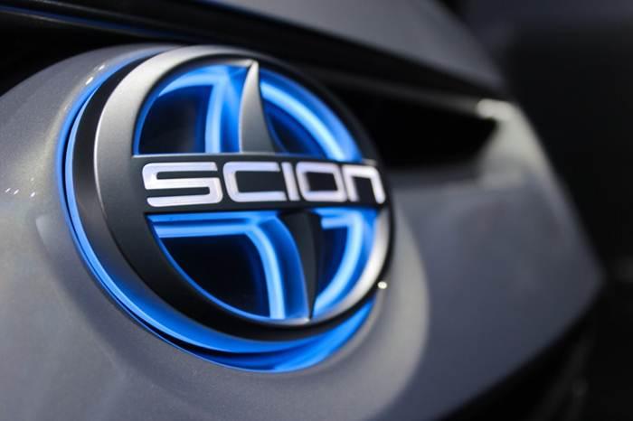 Scion symbol Wallpaper
