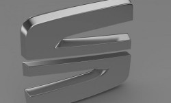 Seat logo 3D