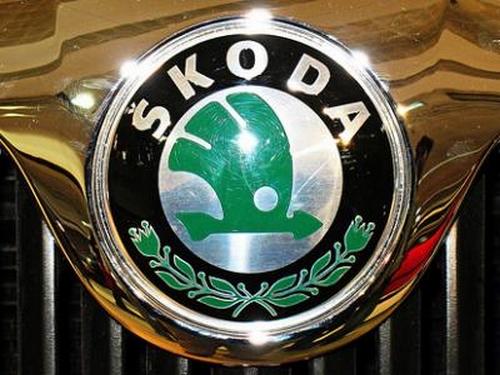 Skoda symbol Wallpaper
