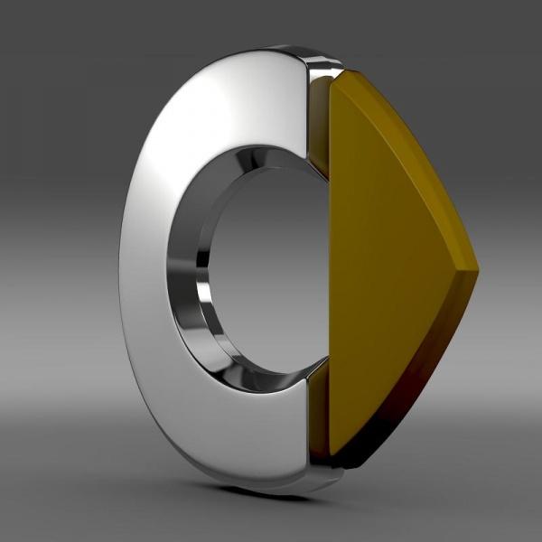 Smart logo 3D Wallpaper