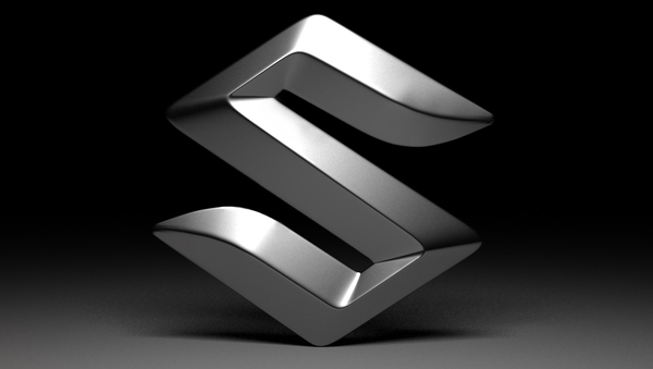 Suzuki Logo 3d Logo Brands For Free Hd 3d