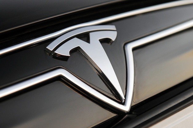Tesla Symbol Wallpaper
