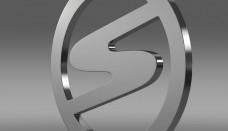 Trabant Logo 3D
