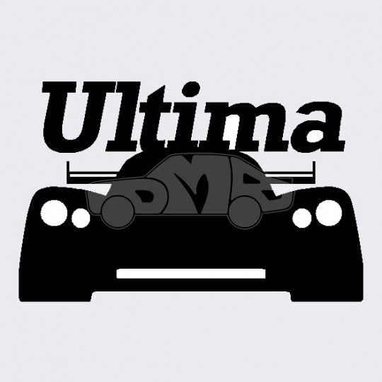 Ultima Logo 3D Wallpaper