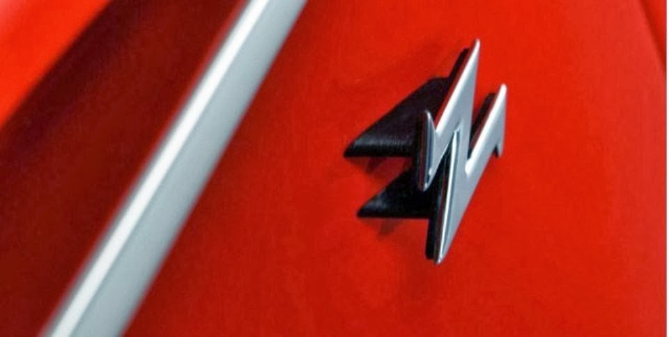 Zagato Logo 3D Wallpaper
