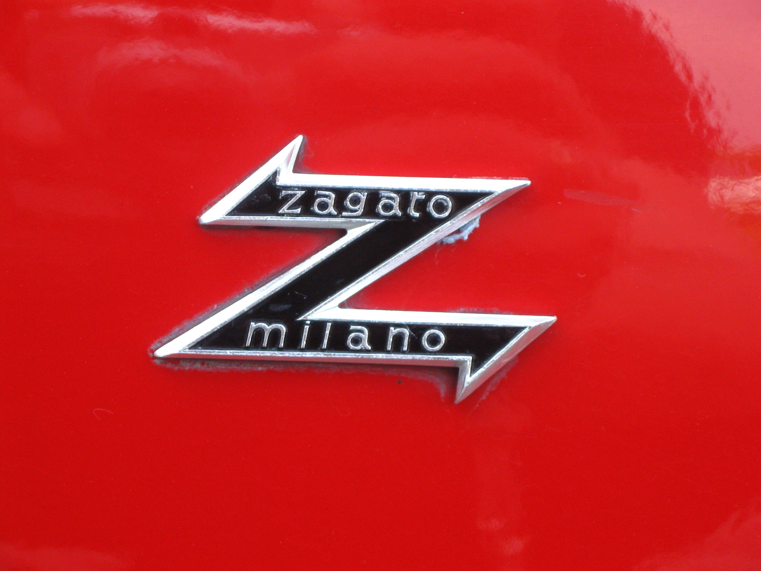 Zagato Symbol Wallpaper