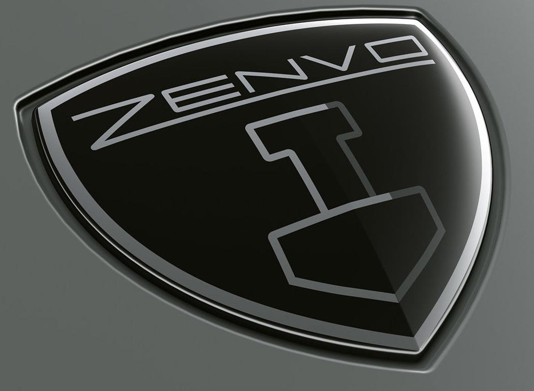 Zenvo Logo Wallpaper