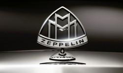 Zeppelin Logo 3D