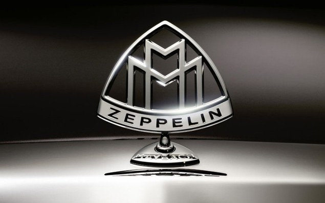 Zeppelin Logo 3D Wallpaper