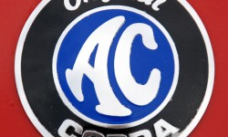 AC Cars Logo 3D