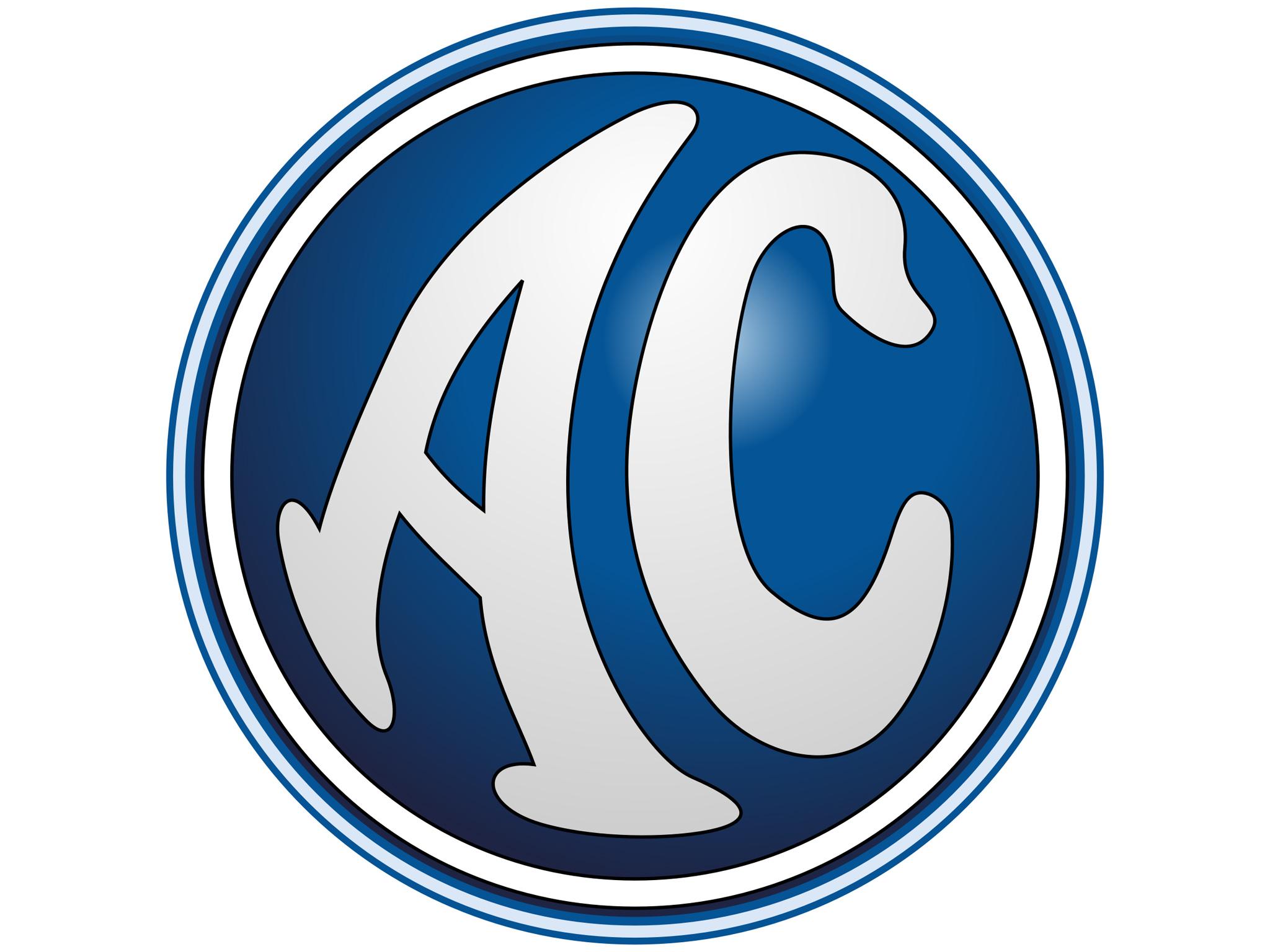AC Cars Logo Wallpaper