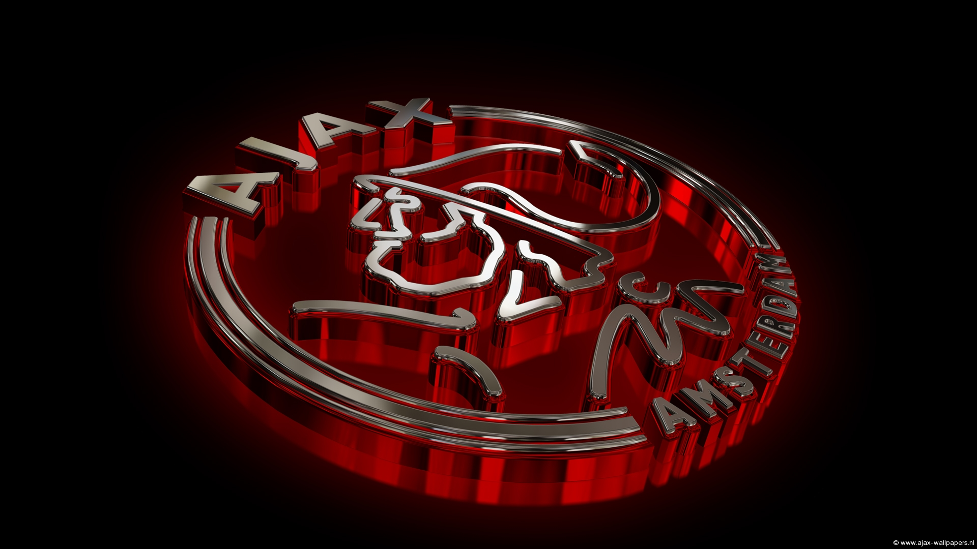 AFC Ajax Symbol Wallpaper