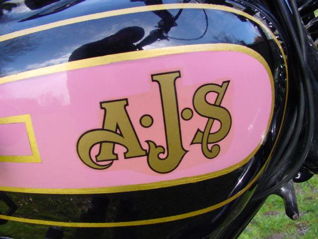 AJS Symbol Wallpaper